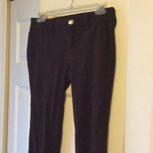 American eagle outfitters brown jegging